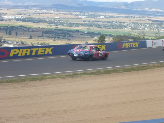 Bathurst, Australien: HQ Killer Tourer