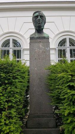 Denkmal Anton von Schrötter