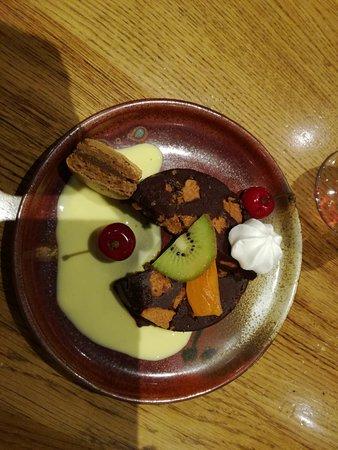 Le Chuchal : Dessert : Choc Intense aux Spéculos