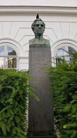 Denkmal Joseph Ritter von Prechtl