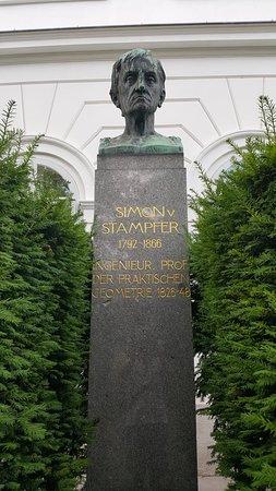 Denkmal Simon Stampfer