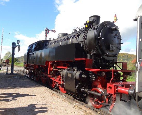 Blumberg Railway Museum Sauschwanzlebahn