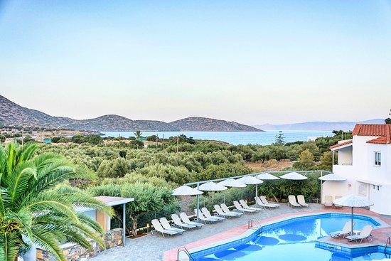 Pool - Picture of Elounda Krini Hotel, Crete - Tripadvisor