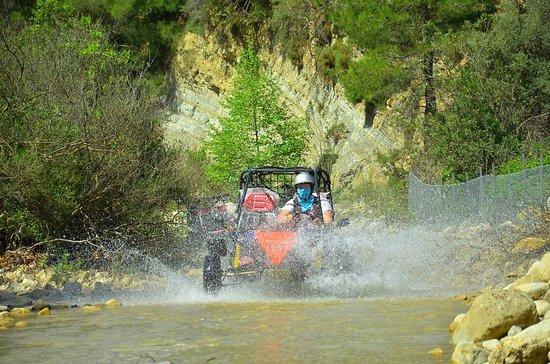 Antalya Anadolu Rafting & Camping