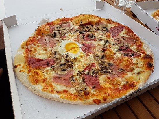 Hoerdt, Frankrike: Pizza Bella Italia