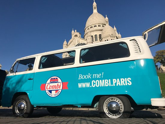 Combi Tours Paris