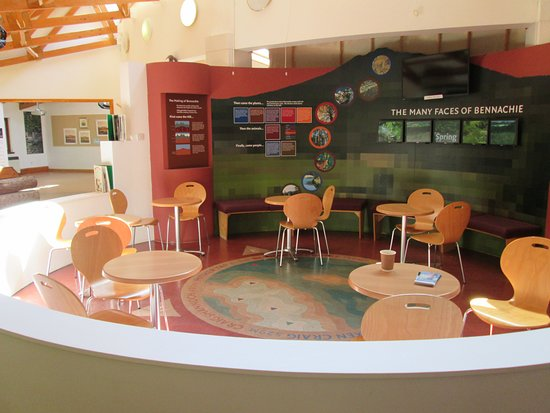 Bennachie Visitor Centre