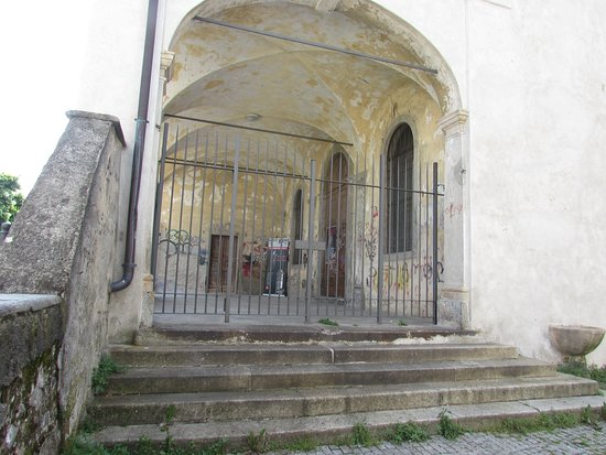Intra, Italia: chiesa Santa Marta