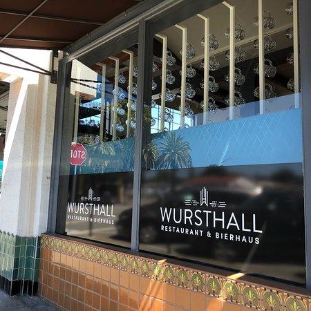 San Mateo, Californie: Wursthall