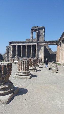 Pompeii Archaeological Park ภาพถ่าย