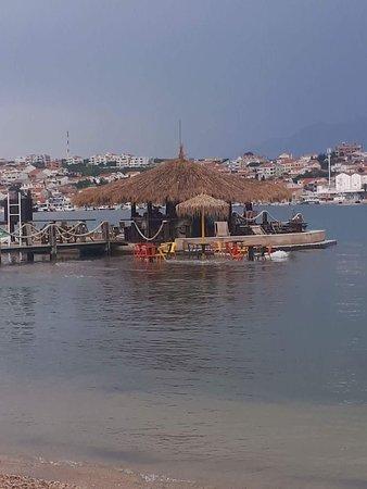 Beach bar Laganini