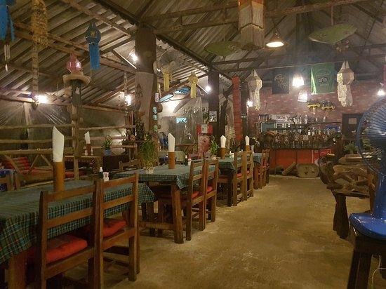Hill Tribe Restaurant: 20180609_193040_large.jpg