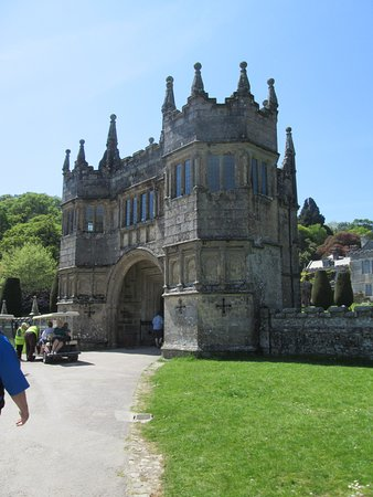 Lanhydrock House and Garden : Gatehouse