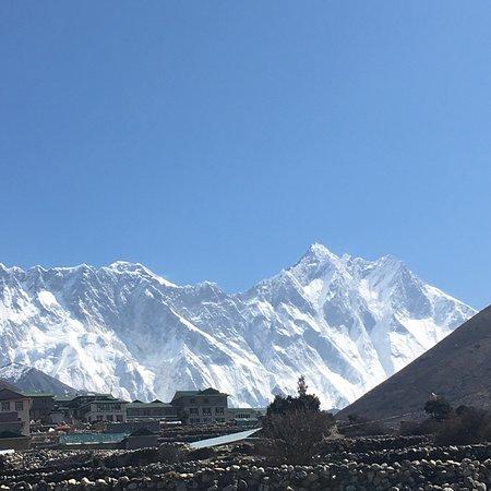珠峰大本营徒步旅行照片