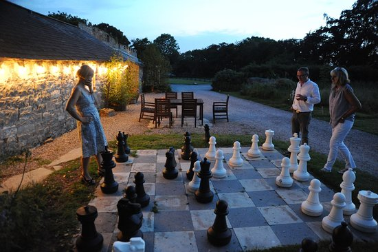 Pentre Mawr Country House: Chess