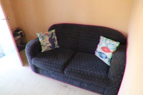 Baudin Beach, Australia: Our sofa