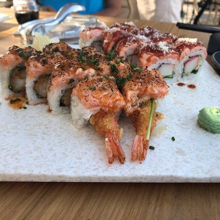 Best Sushi in Mykonos