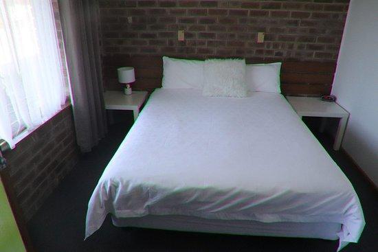 Meningie, Austrália: our bed