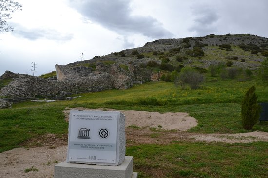 Filippi Archaeological Site: Unesco Heritage Site