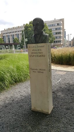 Denkmal Ludwig Zamenhof