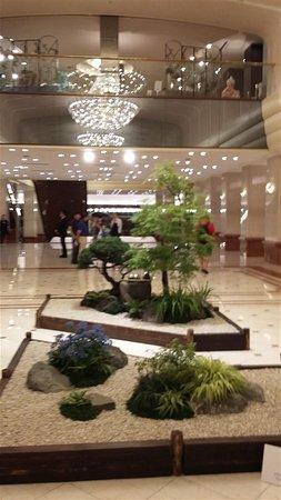 Keio Plaza Hotel Tokyo : Parte della hall