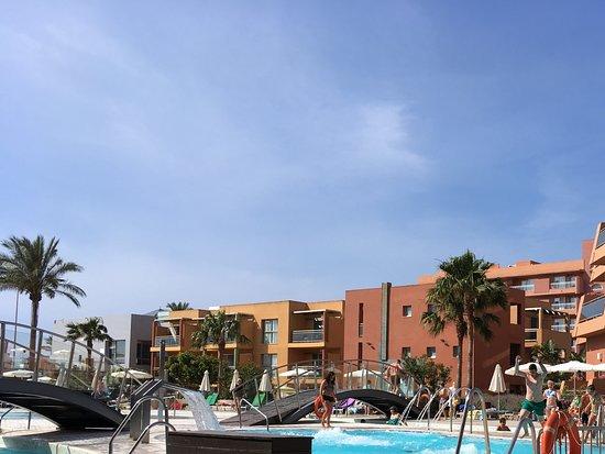 Protur Roquetas Hotel & Spa: Main pool area
