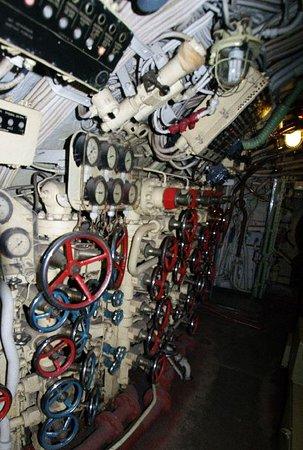Usedom Island, Germany: Im U-Boot-Museum Peenemünde