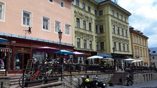 Centrum mesta Banská Štiavnica: Banska Štiavnica