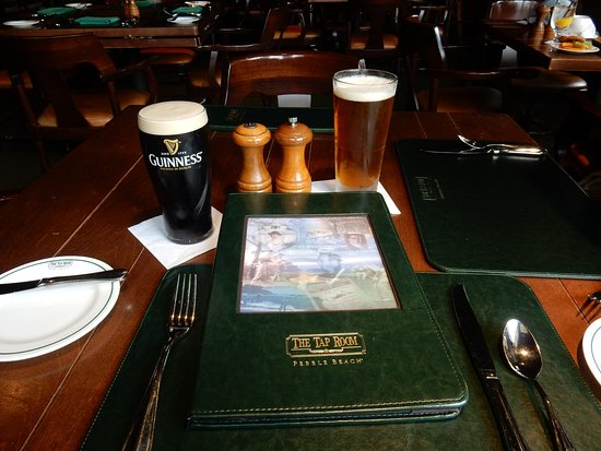 Tap Room Menu And Beers Guinness My