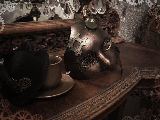 Ven a tomar el té con el Dr. Fleming en Escapatoria Room