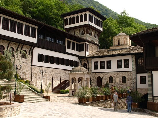 Monastery St. Jovan Bigorski