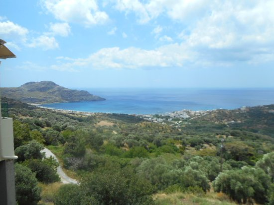 Mirthios, Hellas: the view