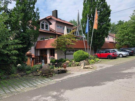 Schoemberg, Alemania: Waldschenke (Aussenansicht)