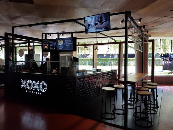 XOXO Ice Cream : le Kiosque