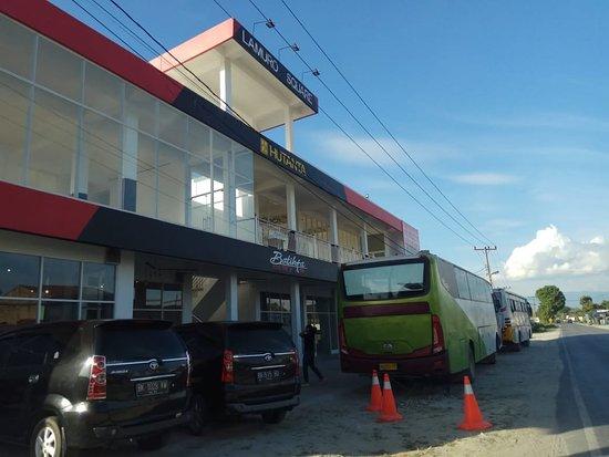 Balige, Indonesien: Batikta