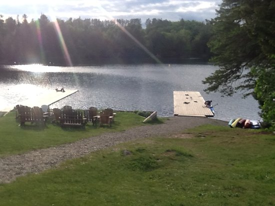 Craftsbury Sports Center: Great Hosmer Pond