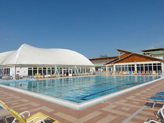 Mosonmagyarovar, Węgry: Pool