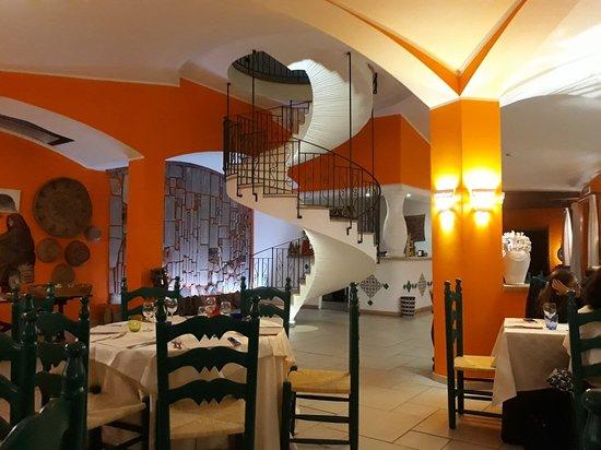 Villagrande Strisaili, Италия: 20180602_205736_large.jpg