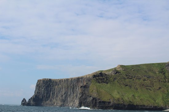 Inis Oírr Island and Cliffs of Moher Cruise from Doolin: Cliffs of Moher