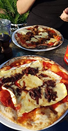 Portchester, UK: Pizza nightq