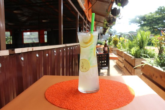 Tuuti's Restaurant: Lemonade-An ideal drink for a hot afternoon