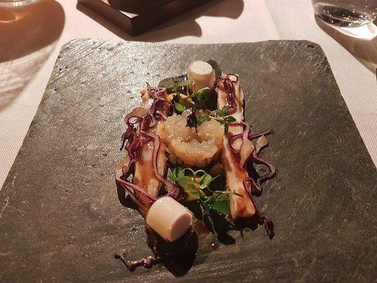 Restaurant Esszimmer: Tuna Tartare