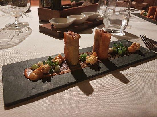 Restaurant Esszimmer: My favourite course. Pork