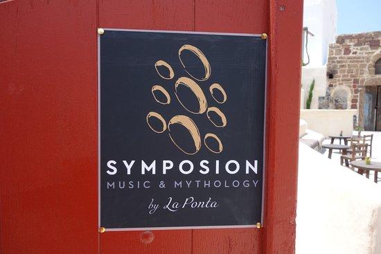 SYMPOSION By La Ponta
