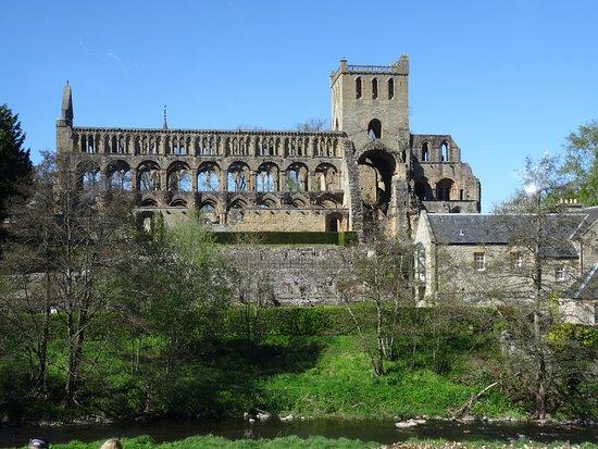 Jedburgh Abbey 12 Century