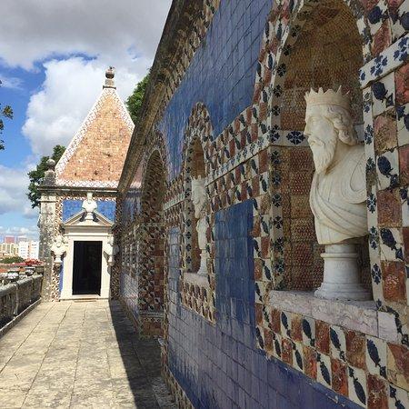 Palácio dos Marqueses de Fronteira Foto