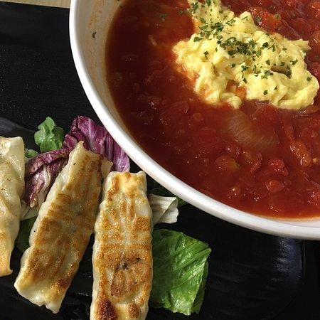 蕃茄濃湯飯