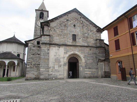 Baveno, Italie : Chiesa Parrocchiale dei Santi Gervaso e Protaso
