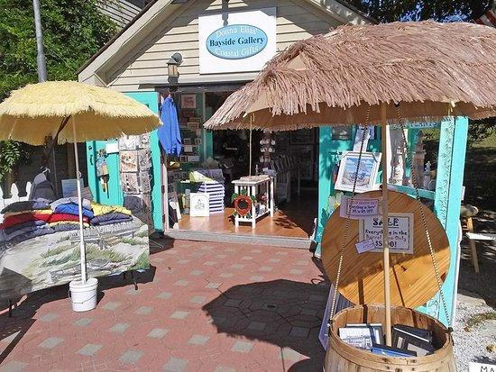 Donna Elias' Bayside Gallery & Coastal Gifts