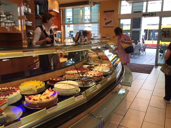 Cafe Böckeler Karlsruhe Innenstadt West Restaurant Bewertungen